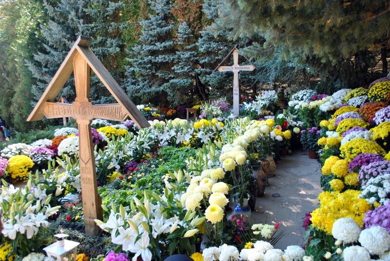 Prislop - Mormântul lui Arsenie Boca