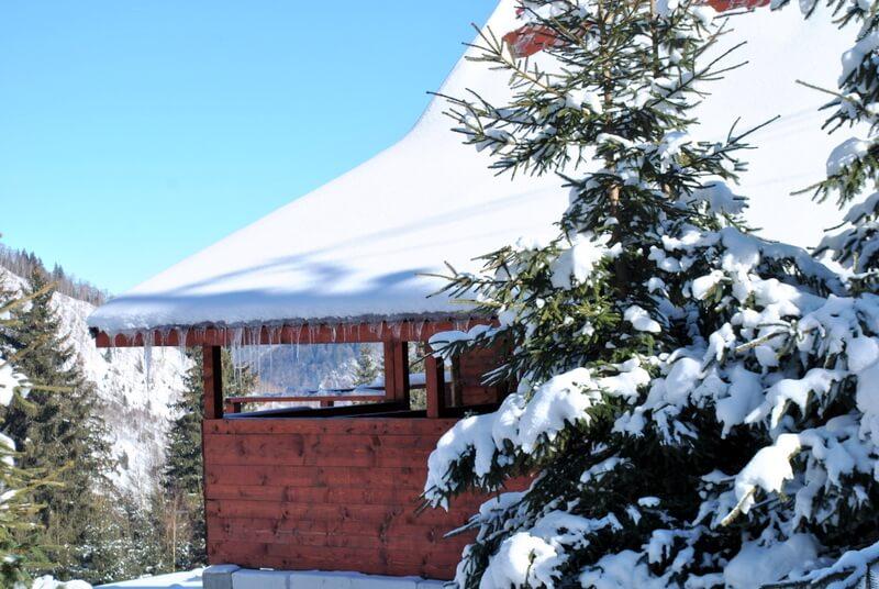 Exterior Vila Artemis